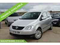 VOLKSWAGEN FOX 1.2 URBAN 55 BHP CHEAP INSURANCE TAX + JUST SERVICED