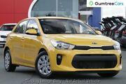 2018 Kia Rio YB MY18 S Mighty Yellow 4 Speed Sports Automatic Hatchback Mount Pleasant Mackay City Preview