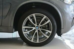 2016 BMW X5 F15 xDrive30d Grey 8 Speed Sports Automatic Wagon Wangara Wanneroo Area Preview
