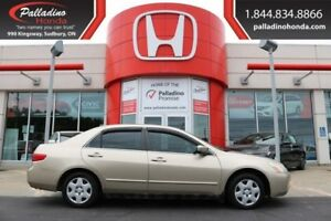 2005 Honda Accord Sdn LX-G - SELF CERTIFY -