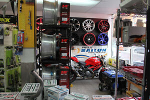 Street & Off Road Parts & Accessories @ Theroux Performance MTL