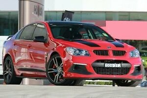 2015 Holden Special Vehicles Clubsport GEN-F2 MY16 R8 LSA Red 6 Speed Manual Sedan Pennant Hills Hornsby Area Preview