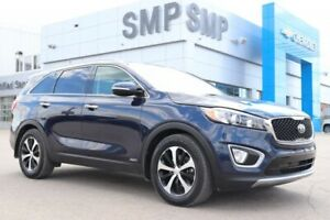 2016 Kia Sorento 3.3L EX - AWD, Leather, Sunroof, 7 Passenger
