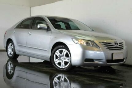 2007 Toyota Camry ACV40R Altise Silver 5 Speed Automatic Sedan Underwood Logan Area Preview