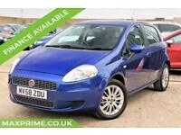 2008 58 FIAT GRANDE PUNTO 1.4 ELEGANZA 5D 77 BHP AUTOMATIC CHEAP INSURANCE TAX