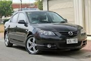 2004 Mazda 3 BK1031 SP23 Black 4 Speed Sports Automatic Sedan Glenelg Holdfast Bay Preview