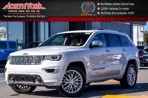 2018 Jeep Grand Cherokee New Car Overland 4x4|Jeep Active Safety