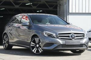 2013 Mercedes-Benz A200 176 CDI BE Grey 7 Speed Automatic Hatchback Mosman Mosman Area Preview
