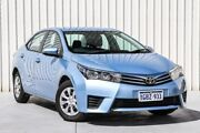 2016 Toyota Corolla ZRE172R Ascent S-CVT Blue 7 Speed Constant Variable Sedan Willetton Canning Area Preview