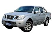 2012 Nissan Navara D40 S5 MY12 ST-X Silver 7 Speed Sports Automatic Utility Midland Swan Area Preview