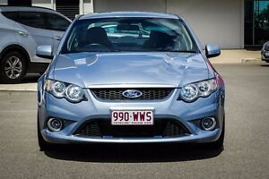 2008 Ford Falcon FG XR8 Silver 6 Speed Sports Automatic Sedan Garbutt Townsville City Preview
