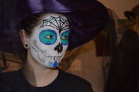 Quality + Affordable Face Painting for your next event!