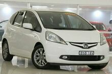 2010 Honda Jazz GE MY10 VTi Limited Edition White 5 Speed Automatic Hatchback Waitara Hornsby Area Preview