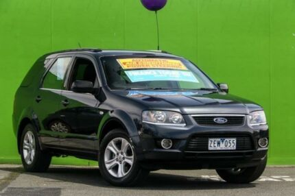 2010 Ford Territory SY Mkii TX Edge 4 Speed Sports Automatic Wagon Ringwood East Maroondah Area Preview