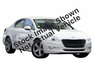 2012 Peugeot 508 GT Grey 6 Speed Sports Automatic Sedan Nambour Maroochydore Area Preview
