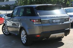 2013 Land Rover Range Rover LW Sport 3.0 SDV6 HSE Grey 8 Speed Automatic Wagon Petersham Marrickville Area Preview