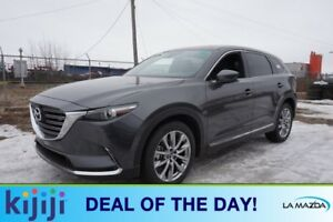 2018 Mazda CX-9 AWD SIGNATURE LEATHER HEATED SEATS, BOSE STEREO,