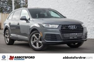 2018 Audi Q7 Progressiv ALMOST BRAND NEW, NO ACCIDENTS, SEATS 7