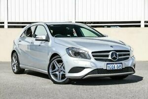 2014 Mercedes-Benz A200 CDI D-CT W176 Silver Sports Automatic Dual Clutch Hatchback Cannington Canning Area Preview
