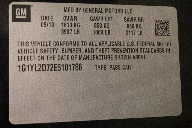 Image 18 Coche Americano usado Chevrolet Corvette 2014