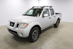 2018 Nissan Frontier 4X4 PRO-4X CREW CAB REMOTE KEYLESS ENTRY, B