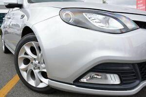 2013 MG MG6 IP2X Magnette SE Silver 5 Speed Manual Sedan