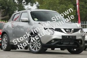 2017 Nissan Juke F15 Series 2 Ti-S X-tronic AWD Silver 1 Speed Constant Variable Hatchback Liverpool Liverpool Area Preview