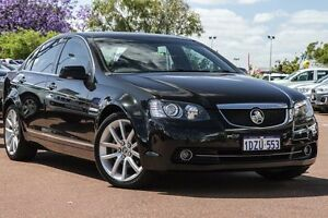 2012 Holden Calais VE II MY12 V Black 6 Speed Sports Automatic Sedan Cannington Canning Area Preview
