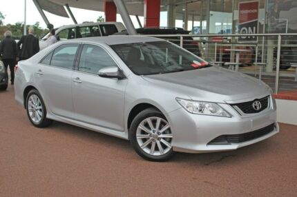 2016 Toyota Aurion GSV50R AT-X Silver Pearl 6 Speed Sports Automatic Sedan