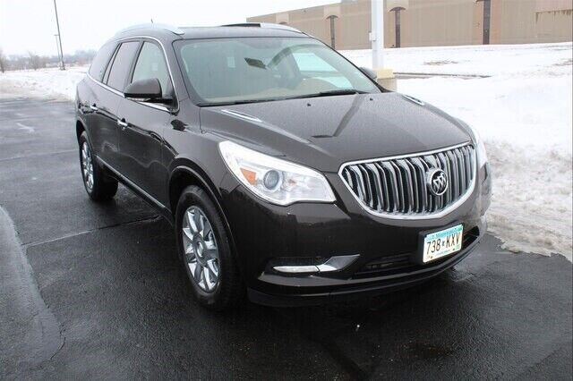 Image 2 Voiture American used Buick Enclave 2013