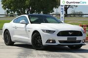 2017 Ford Mustang FM MY17 GT Fastback SelectShift Oxford White 6 Speed Sports Automatic Fastback Yeerongpilly Brisbane South West Preview