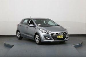 2014 Hyundai i30 GD MY14 Active Grey 6 Speed Automatic Hatchback Smithfield Parramatta Area Preview