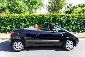 2007 Mitsubishi Colt RZ MY07 Black 5 Speed Manual Cabriolet Hove Holdfast Bay Preview