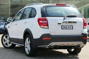 2015 Holden Captiva CG MY15 7 LTZ (AWD) White 6 Speed Automatic Wagon Zetland Inner Sydney Preview