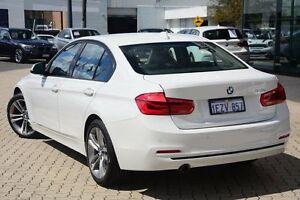 2016 BMW 318I F30 LCI Sport Line White 8 Speed Sports Automatic Sedan Victoria Park Victoria Park Area Preview