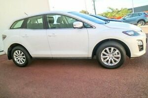 2011 Mazda CX-7 ER10L2 Classic Activematic White 5 Speed Sports Automatic Wagon Wilson Canning Area Preview