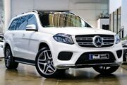 2016 Mercedes-Benz GLS350 X166 d 9G-TRONIC 4MATIC Sport White 9 Speed Sports Automatic Wagon Port Melbourne Port Phillip Preview
