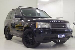 2006 Land Rover Range Rover Sport L320 06MY TDV6 Blue 6 Speed Sports Automatic Wagon Myaree Melville Area Preview
