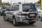 2017 Mitsubishi Pajero NX MY17 GLS Silver 5 Speed Sports Automatic Wagon Aspley Brisbane North East Preview