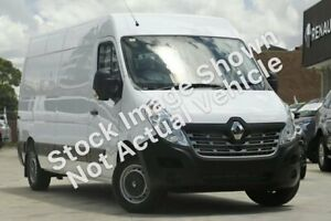 2018 Renault Master X62 Mid Roof LWB AMT White 6 Speed Sports Automatic Single Clutch Van Croydon Maroondah Area Preview