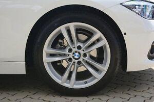 2016 BMW 320i F30 LCI Sport Line White 8 Speed Sports Automatic Sedan Victoria Park Victoria Park Area Preview