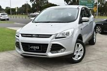 2014 Ford Kuga TF Ambiente AWD Silver 6 Speed Sports Automatic Wagon Berwick Casey Area Preview