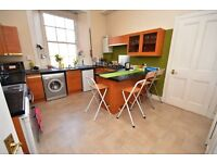 STUDENTS 17/18: Substantial 4 bedroom HMO flat in Newington with TV & Wifi available September