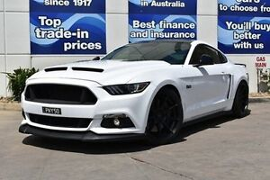 2016 Ford Mustang FM GT SelectShift White 6 Speed Sports Automatic Fastback Epping Whittlesea Area Preview