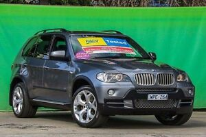 2007 BMW X5 E70 Steptronic Grey 6 Speed Sports Automatic Wagon Ringwood East Maroondah Area Preview