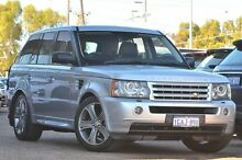 2007 Land Rover Range Rover Sport L320 07MY TDV6 Silver 6 Speed Sports Automatic Wagon Osborne Park Stirling Area Preview