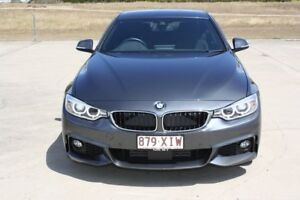 2016 BMW 420d F32 M Sport Mineral Grey 8 Speed Sports Automatic Coupe