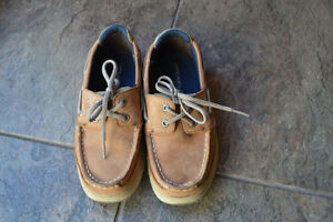 SPERRY Top-Sider Deck Shoes Size 1 Youth