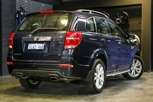 2016 Holden Captiva CG MY16 LT AWD Old Blue Eyes 6 Speed Sports Automatic Wagon Northbridge Perth City Area Preview