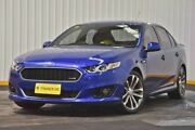 2015 Ford Falcon FG X XR6 Blue 6 Speed Manual Sedan Hendra Brisbane North East Preview